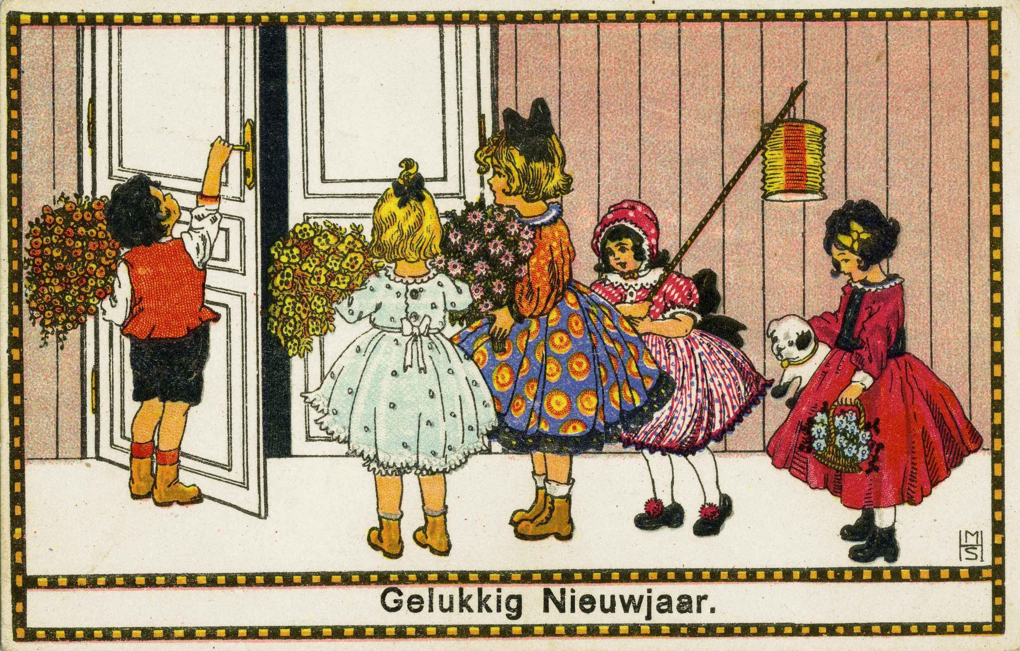 Steinberger-Hitschmann postcard