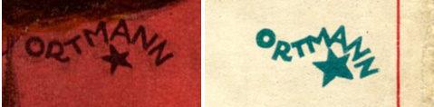 Ortmann-signatures