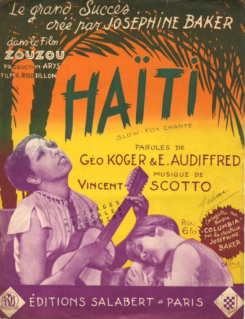 Haïti, illustrated by Ch. Roussel