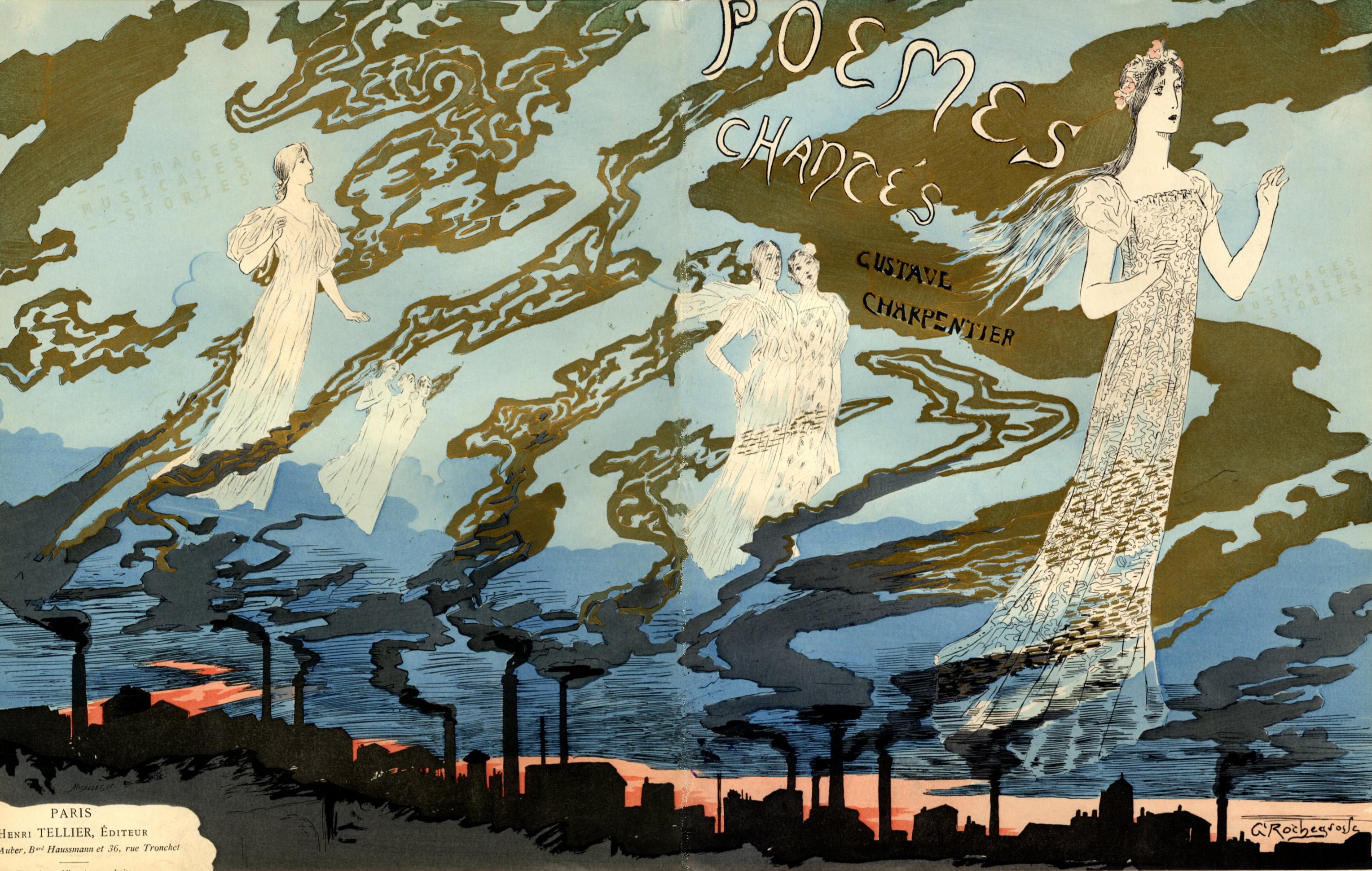'Poèmes chantées', music by Charpentier