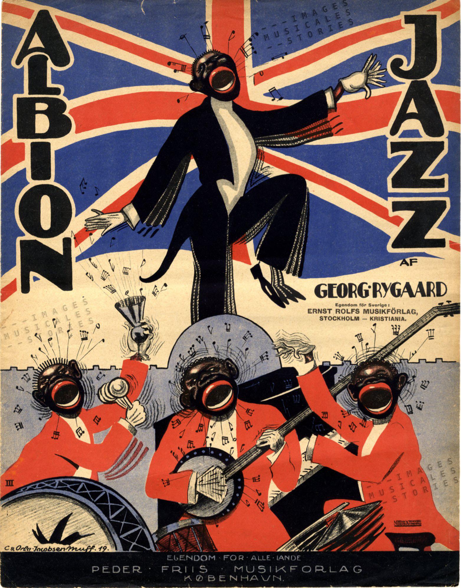 'Albion Jazz'