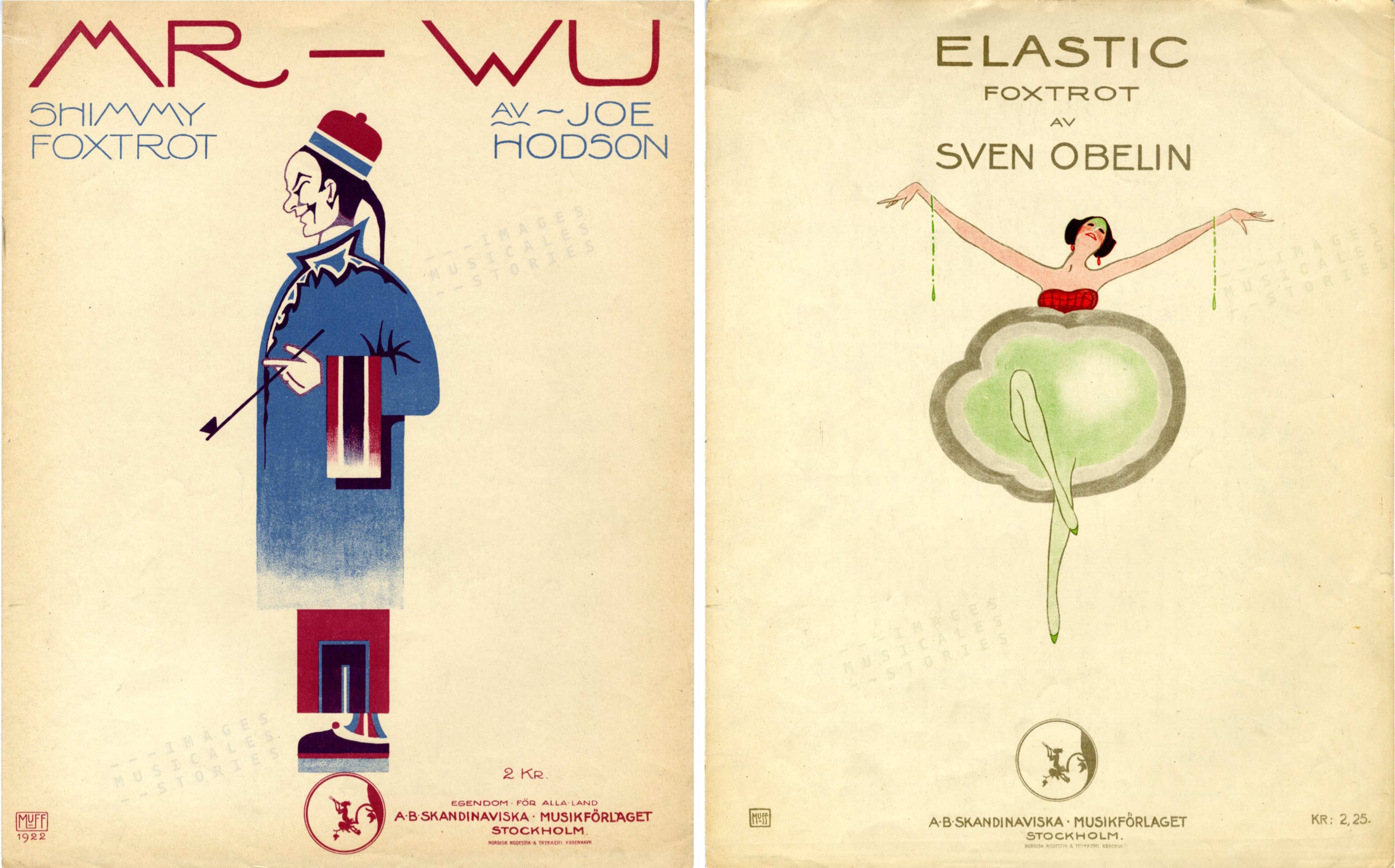 'Mr. Wu' (1922); 'Elastic' (1921)