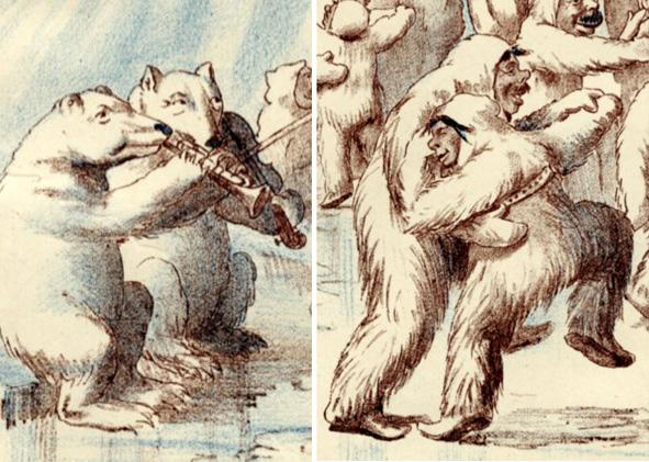 Vid Nordpolen detail