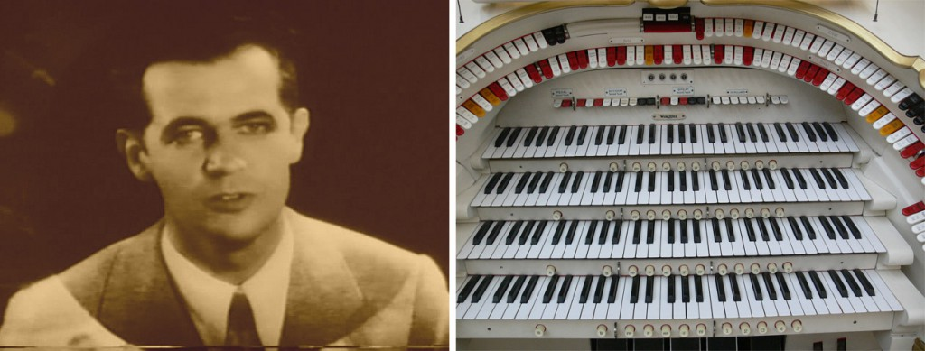 Milton Charles and Wurlitzer