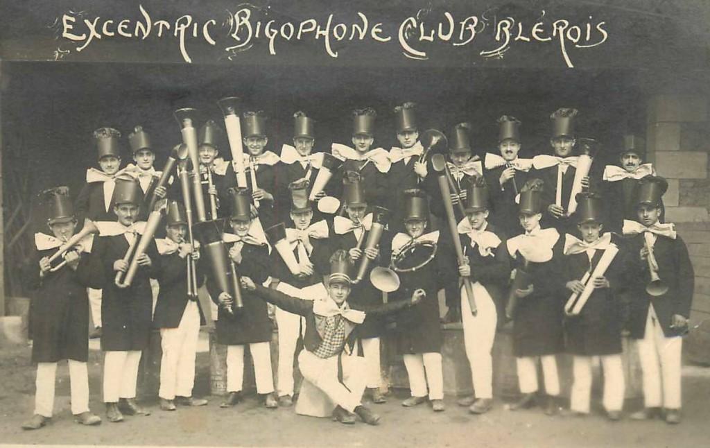 fanfare bigophone