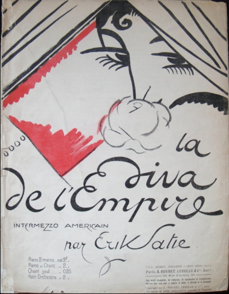 'La Diva de l'Empire', composed by Erik Satie ()