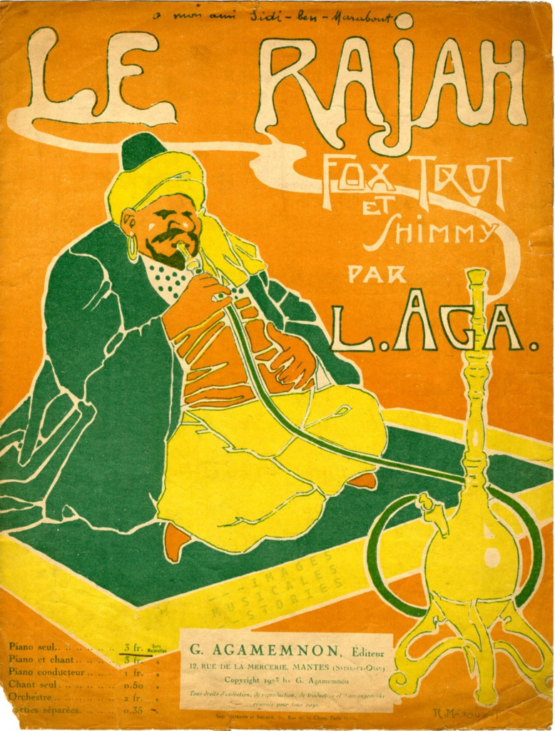 'Le Rajah', 1923
