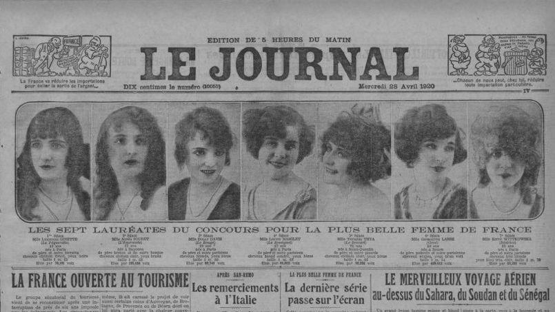 le journal belle femme