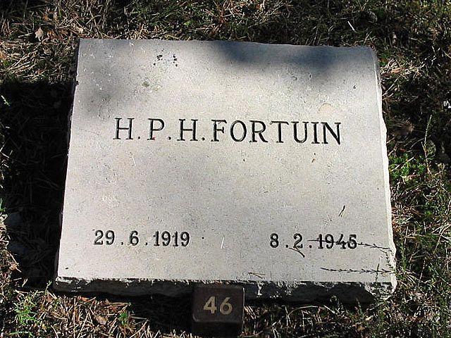 H.P.H.Fortuin