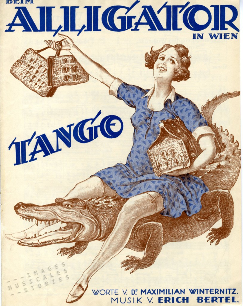 alligator sheetmusic copy