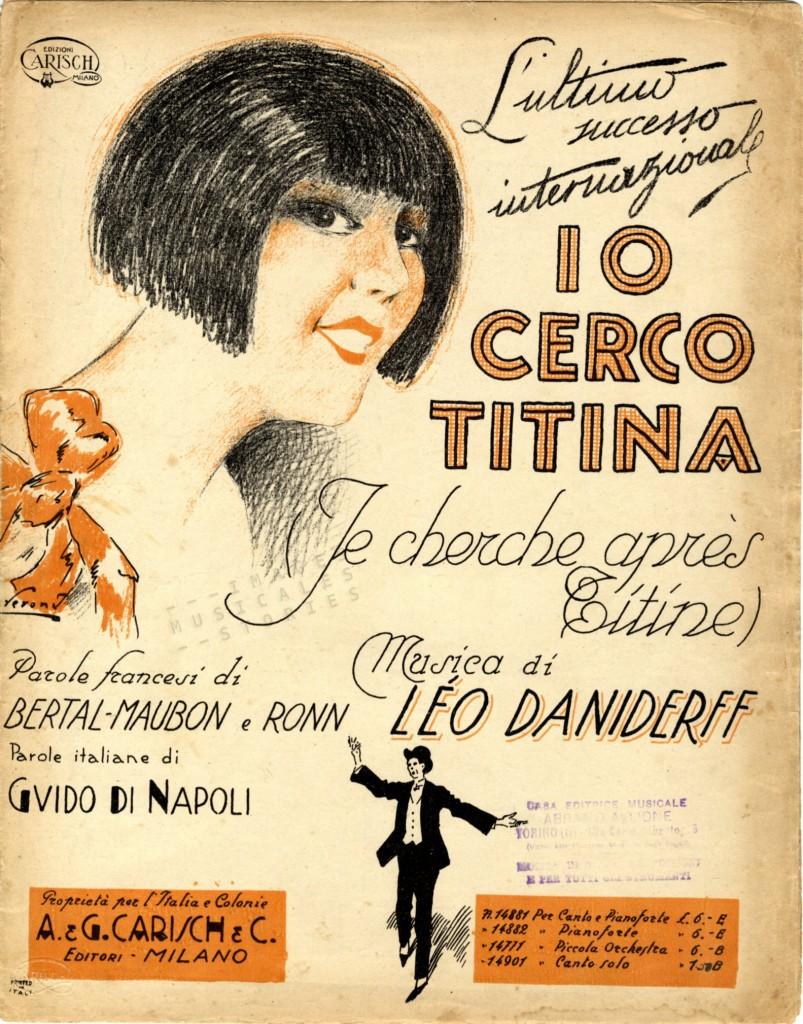 'Io cerca Titina'