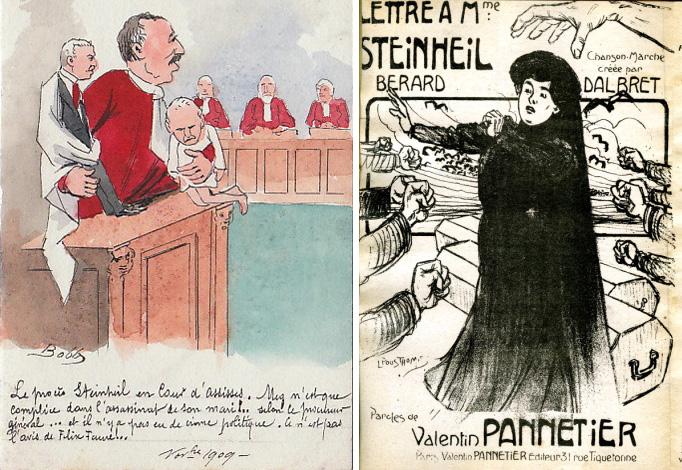 lettre steinheil & procureur