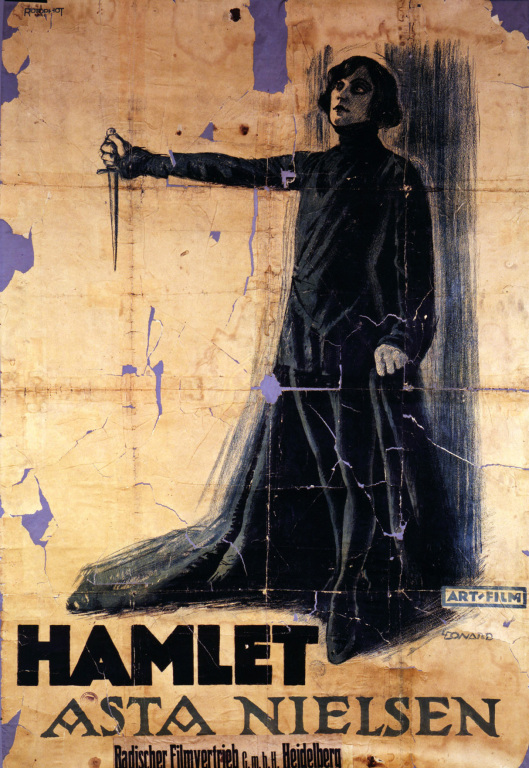 Poster illustrated by Leonard