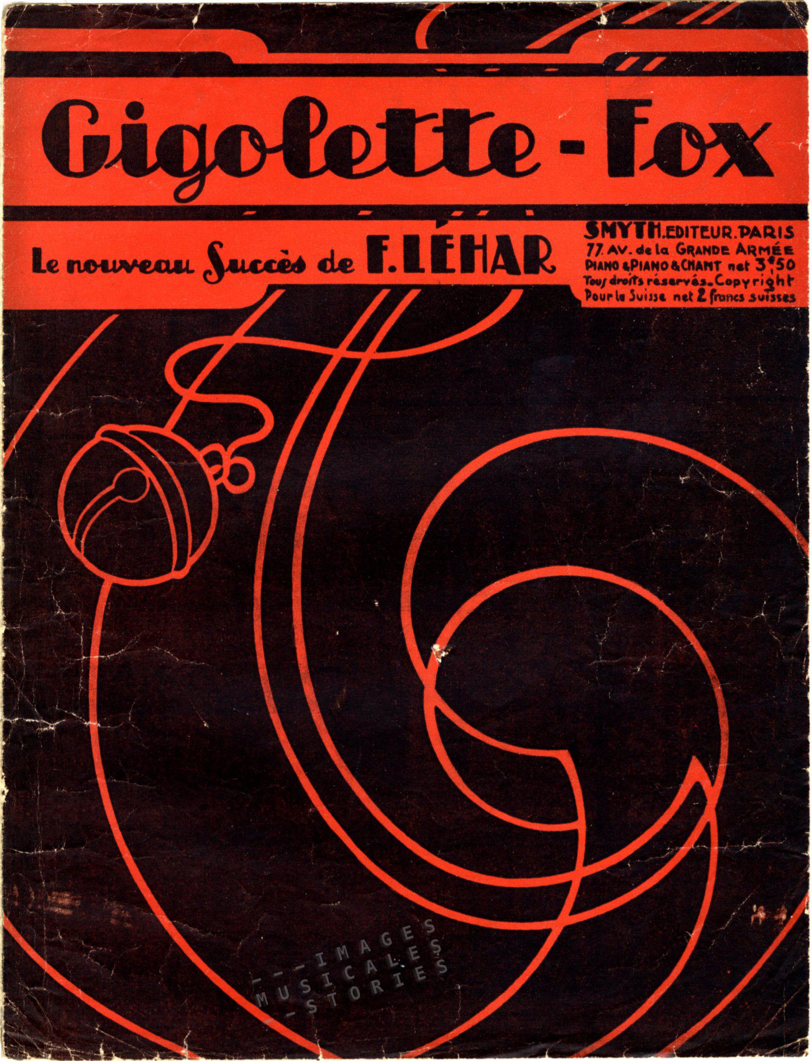 'Gigolette Fox-Trot'