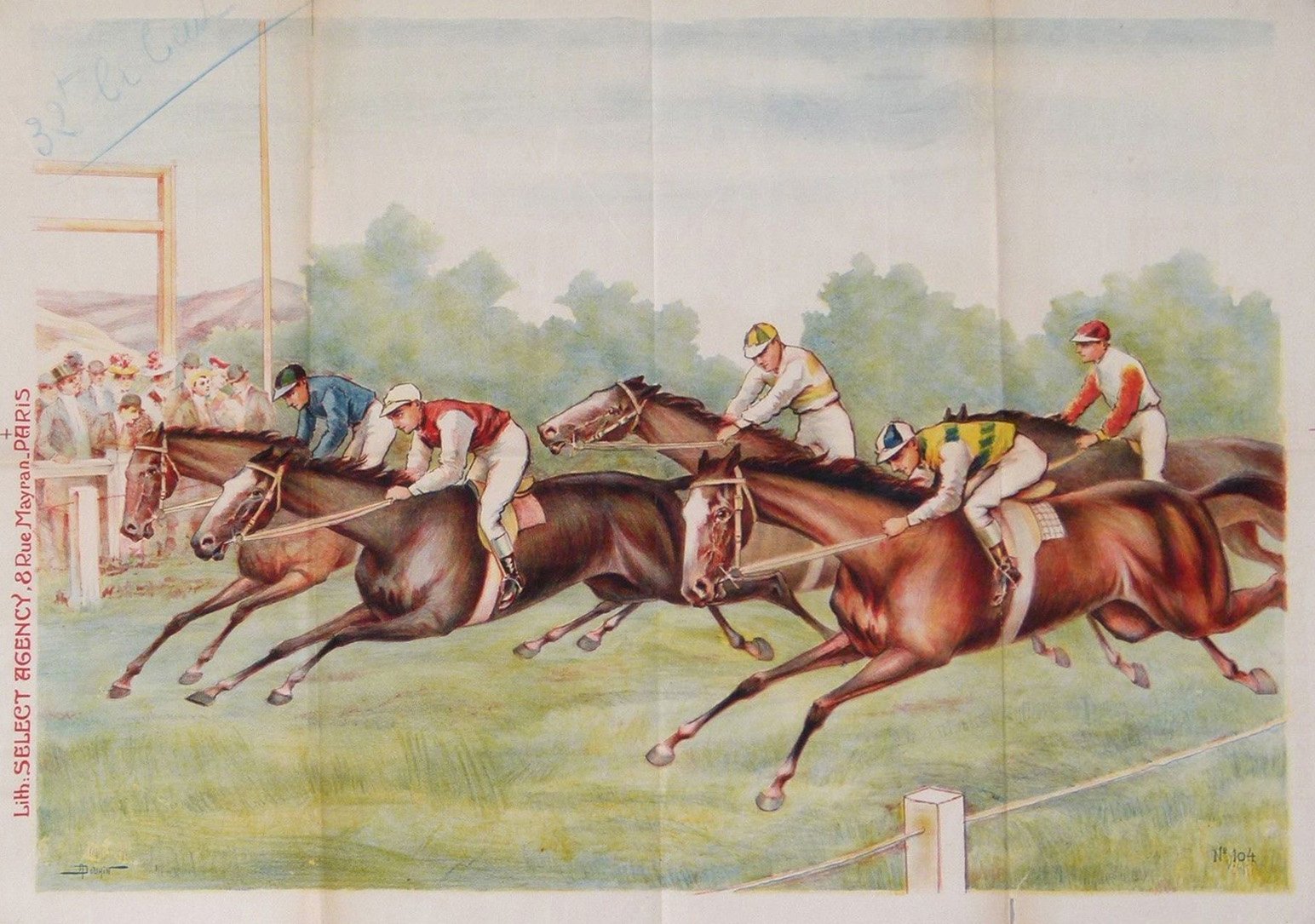 Douhin_poster_Horse-race copy