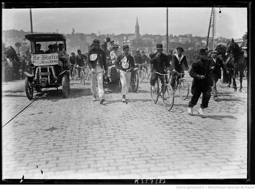 Photo of the Marche de l'Armée