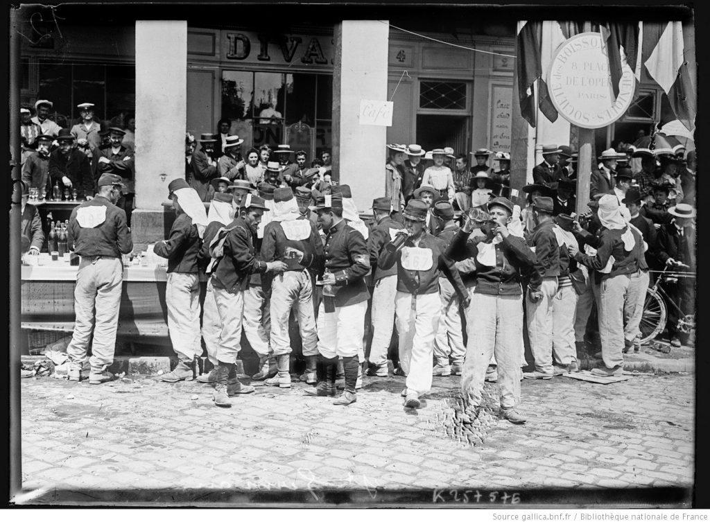 Photo of La Marche de l'Armée (1904)